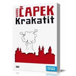 Literatura czeska, tom 16. Krakatit (+DVD) (druk/DVD) - Karel Capek