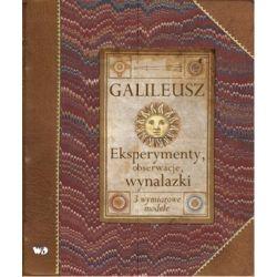 Galileusz. Obserwacje, eksperymenty i wynalazki - Peter Riley