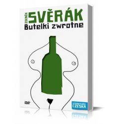 Literatura czeska, tom 8. Butelki zwrotne (+DVD) (druk/DVD) - Zdenek Sverak
