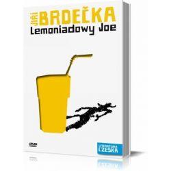 Literatura czeska, tom 12. Lemoniadowy Joe (+DVD) (druk/DVD) - Jiri Brdecka
