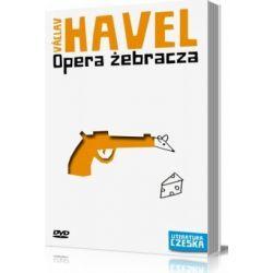 Literatura czeska, tom 6. Opera żebracza (+DVD) (druk/DVD) - Vaclav Havel
