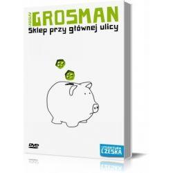 Literatura czeska, tom 7. Sklep przy głównej ulicy (+DVD) (druk/DVD) - Ladislav Grosman