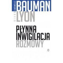 Płynna inwigilacja. Rozmowy - David Lyon, prof. Zygmunt Bauman