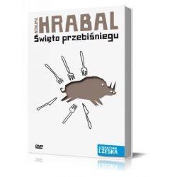 Literatura czeska, tom 10. Święto przebiśniegu (+DVD) (druk/DVD) - Bohumil Hrabal
