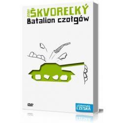 Literatura czeska, tom 17. Batalion Czołgów (+DVD) (druk/DVD) - Josef Skvorecky, Josef Škvorecký