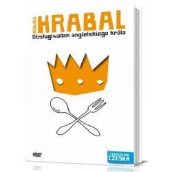 Literatura czeska, tom 1. Obsługiwałem angielskiego króla (+ DVD) (druk/DVD) - Bohumil Hrabal