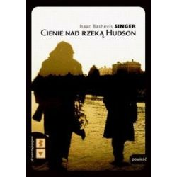 Cienie nad rzeką Hudson - książka audio na CD (CD) - Isaac Bashevis Singer, Isaac Bashevis Singer
