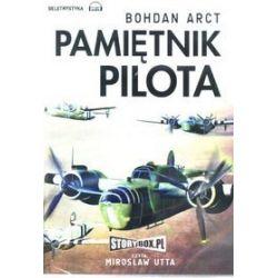 Pamiętnik pilota - książka audio na CD (CD) - Bohdan Arct