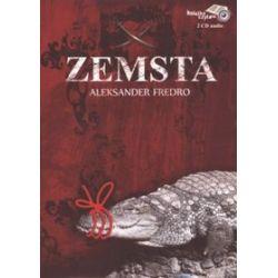 Zemsta - książka audio na 2 CD (CD) - Aleksander Fredro