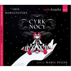 Cyrk nocy - audiobook (CD) - Erin Morgenstern