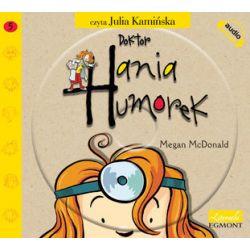 Doktor Hania Humorek (CD) - Megan McDonald