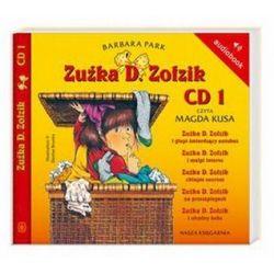 Zuźka D. Zołzik - książka audio na CD (CD) - Barbara Park, Barbara Park