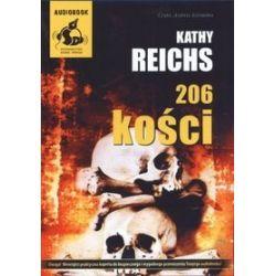206 kości - książka audio na CD (CD) - Kathy Reichs