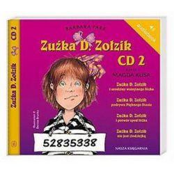 Zuźka D. Zołzik - książka audio na 2 CD (CD) - Barbara Park, Barbara Park
