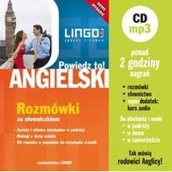Angielski. Rozmówki + audiobook - Agnieszka Szymczak-Deptuła