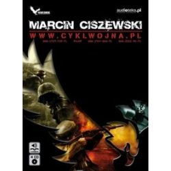 www.cyklwojna.pl - książka audio na CD - Marcin Ciszewski