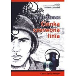 Cienka czerwona linia. Książka audio na CD - James Jones