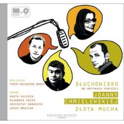 Złota Mucha - książka audio na 1 CD, nr 20 (CD) - Joanna Chmielewska