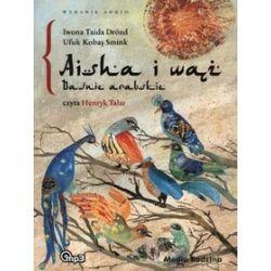 Baśnie Arabskie - książka audio na CD (CD)