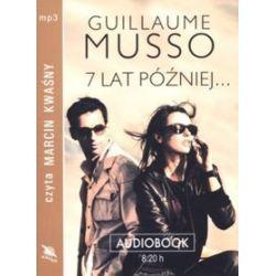 7 lat później. Książka audio na CD (CD) - Guillaume Musso