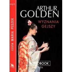 Wyznania Gejszy - książka audio na CD (CD) - Arthur Golden