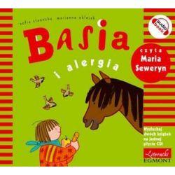 Basia i alergia & Basia i taniec - książa audio na CD (CD) - Zofia Stanecka