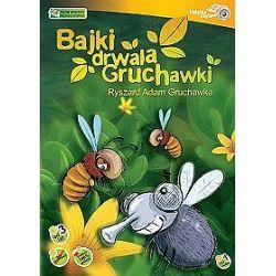 Bajki drwala Gruchawki - książka audio na 1 CD (CD) - Ryszard Adam Gruchawka