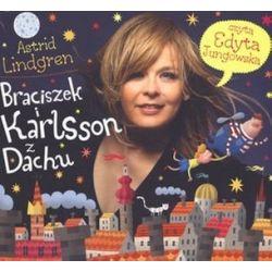 Braciszek i Karlsson z Dachu - książka audio na CD - Astrid Lindgren