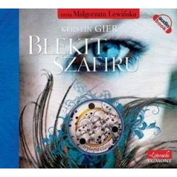 Błękit szafiru - książka audio na CD (CD) - Kerstin Gier, Kerstin Gier