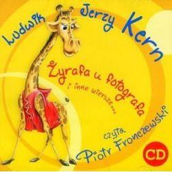 Żyrafa u fotografa i inne wiersze... - książka audio CD (CD) - Ludwik Jerzy Kern