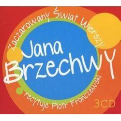 Zaczarowany Świat Wierszy Jana Brzechwy. Książka audio na 3 CD (CD) - Jan Brzechwa