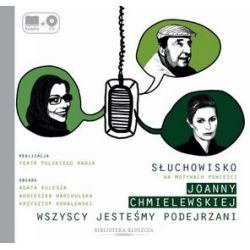 Wszyscy jesteśmy podejrzani - książka audio na 1 CD, nr 23 (CD) - Joanna Chmielewska