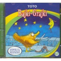 Bajki - grajki - numer 67. Toto - książka audio na 1 CD (CD)