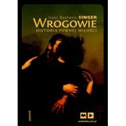 Wrogowie. Historia pewnej miłości - książka audio na CD (CD) - Cezary Murawski, Isaac Bashevis Singer
