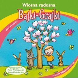 Bajki - grajki - numer 90. Wiosna radosna - książka audio na CD (CD)
