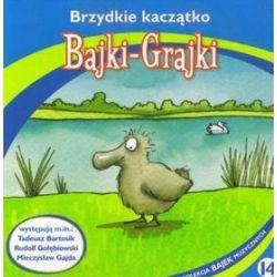 Bajki - grajki - numer 14. Brzydkie kaczątko - książka audio na 1 CD (CD)
