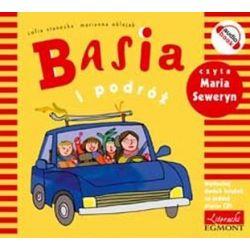 Basia i podróż & Basia i przedszkole - książa audio na CD (CD) - Zofia Stanecka