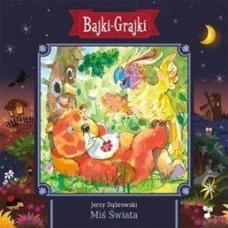 Bajki - grajki - numer 101. Miś Świata - książka audio na CD (CD) - Jerzy Dąbrowski