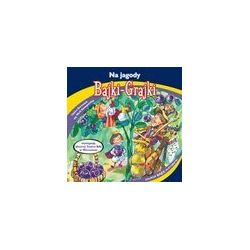 Bajki - grajki - numer 94. Na jagody - książka audio na CD (CD)