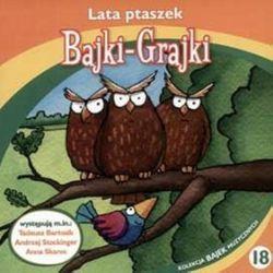 Bajki - grajki - numer 18. Lata ptaszek - książka audio na 1 CD (CD)
