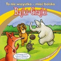 Bajki - grajki - numer 83. To nie wszystko - mieć boisko - książka audio na CD (CD) - Jerzy Dąbrowski