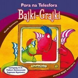 Bajki - grajki - numer 47. Pora na Telesfora - książka audio na CD (CD)