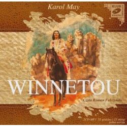 Winnetou - książka audio na 2 CD (CD) - Karol May