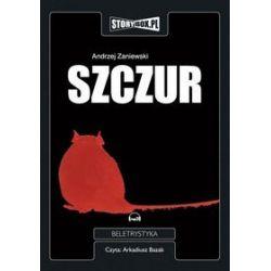 Szczur - książka audio na CD (CD)