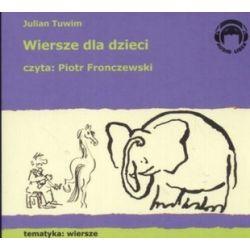 Wiersze dla dzieci - książka audio na 1 CD (CD) - Julian Tuwim