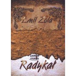 Radykał - książka audio na CD (CD) - Emil Zola