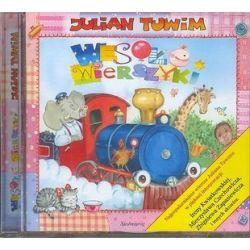 Wesołe wierszyki - płyta CD audio (CD) - Julian Tuwim