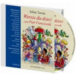 Wiersze dla dzieci Tuwim - książka audio na 2 CD (CD) - Julian Tuwim
