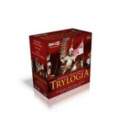 Trylogia - książka audio na CD - pakiet (CD) - Henryk Sienkiewicz