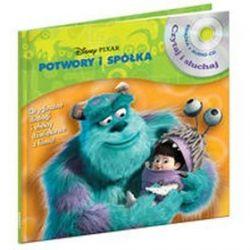 Potwory i Spółka - książka aucio na CD (CD)